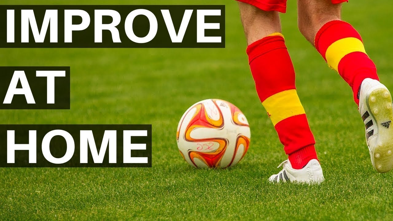 Individual Soccer Drills
