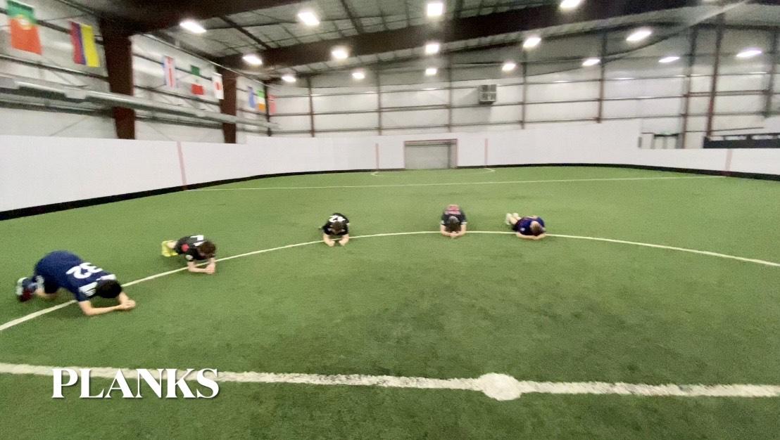 Soccer Skills Training - Strength