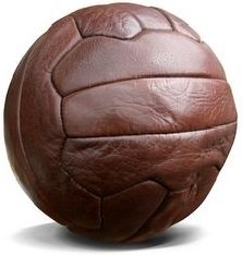 Soccer Ball History Goes Back To 1855