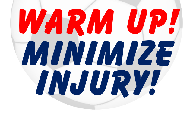 Warm Up Soccer Drills