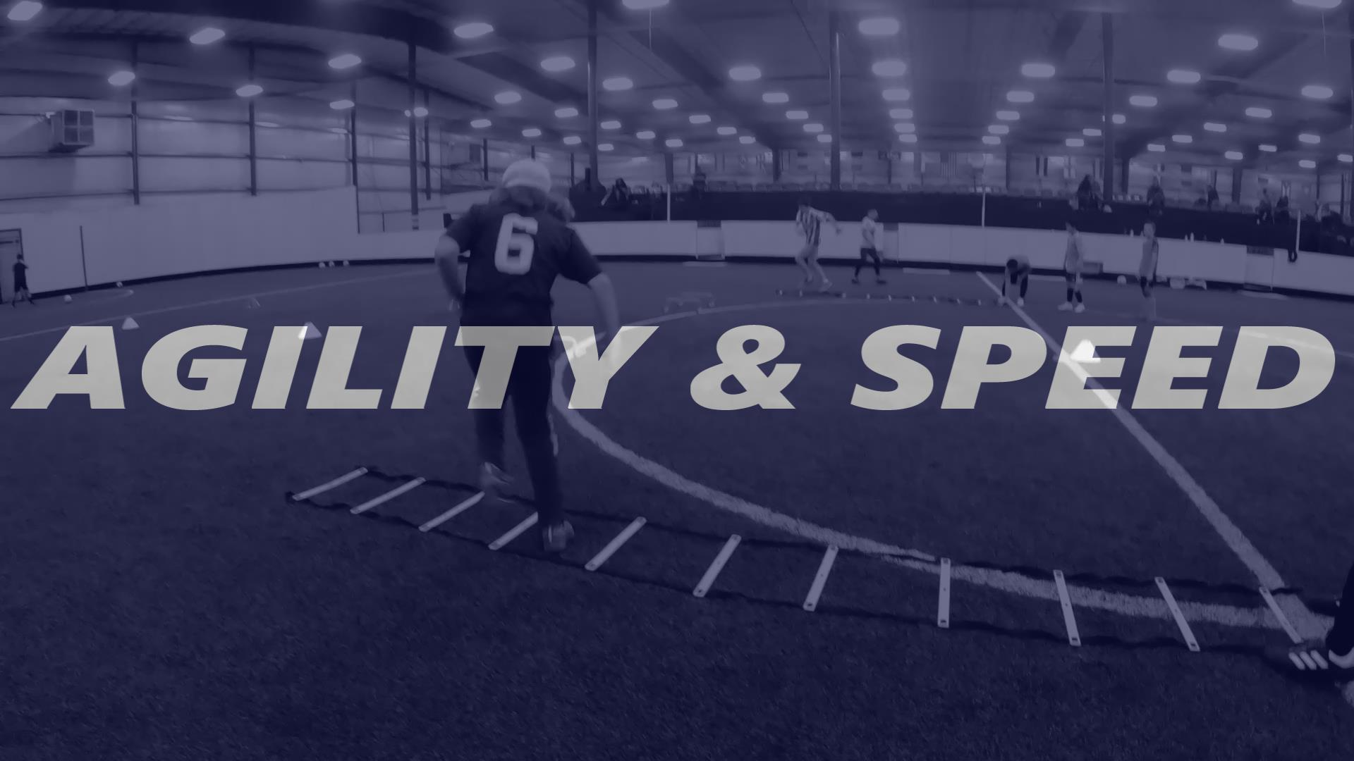 Soccer Drills for Conditioning, Agility, and Speed
