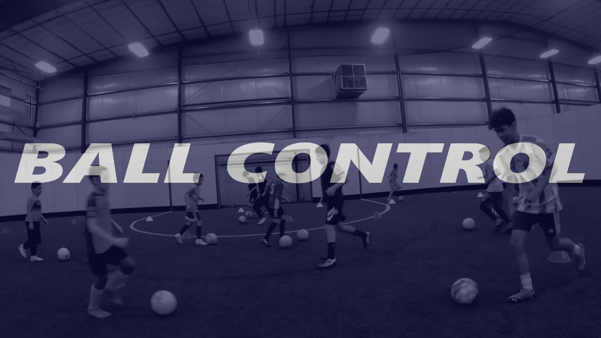 Soccer Ball Control Drills