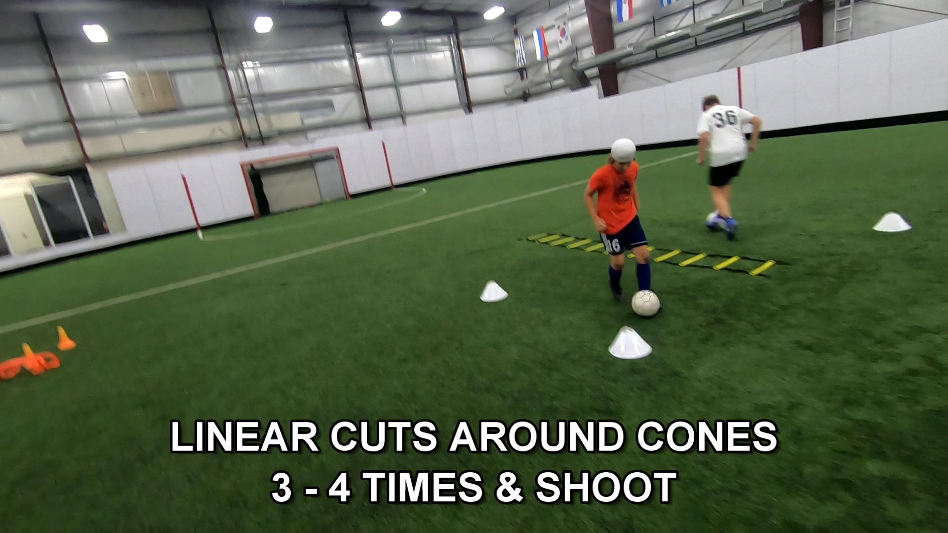 Soccer Drills with the Ball