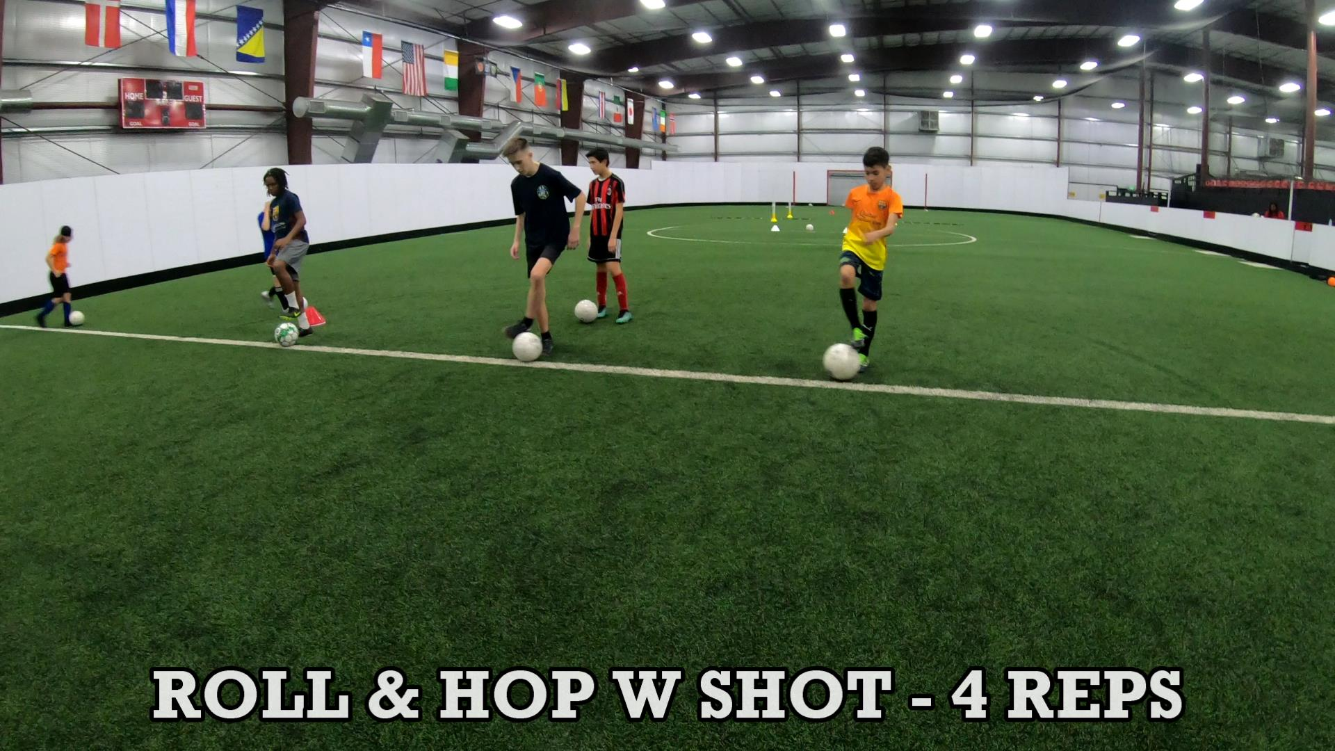 SOCCER COACHING DRILLS FOR KIDS 3