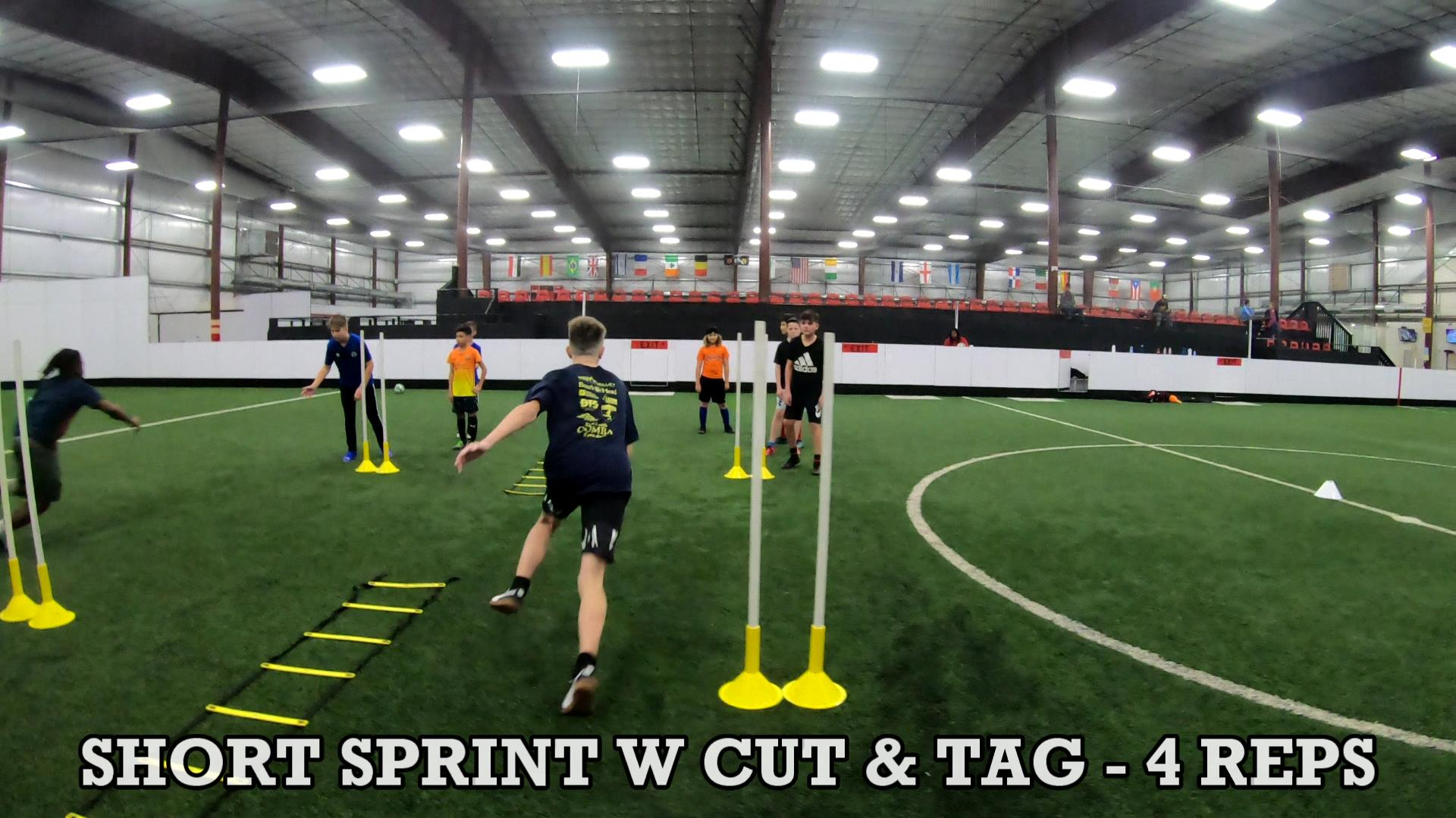 SOCCER COACHING DRILLS FOR KIDS 5