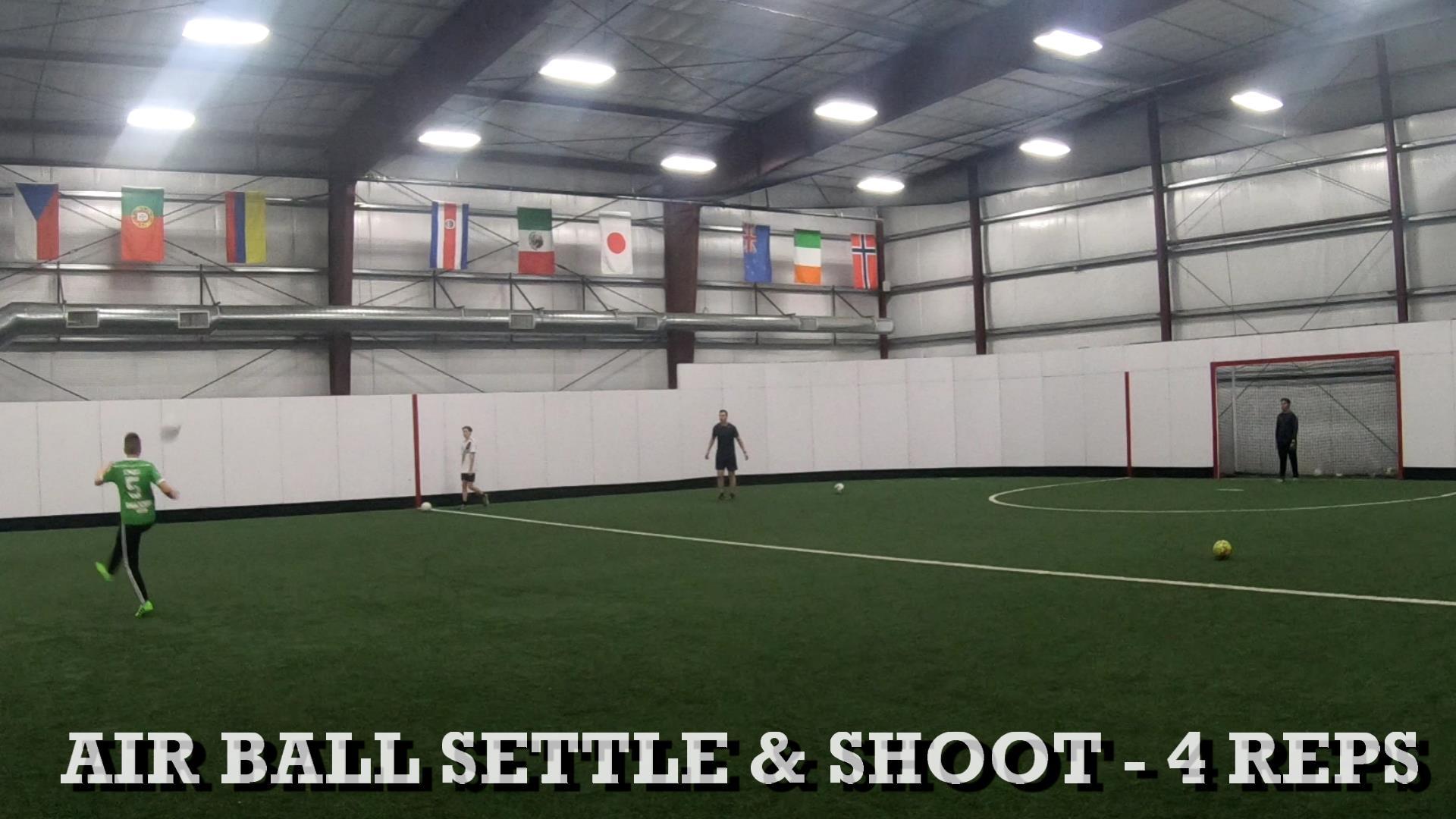 Soccer Coaching Session Plan 2