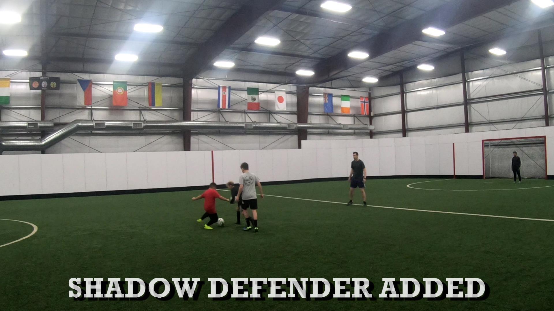 Soccer Coaching Session Plan 3