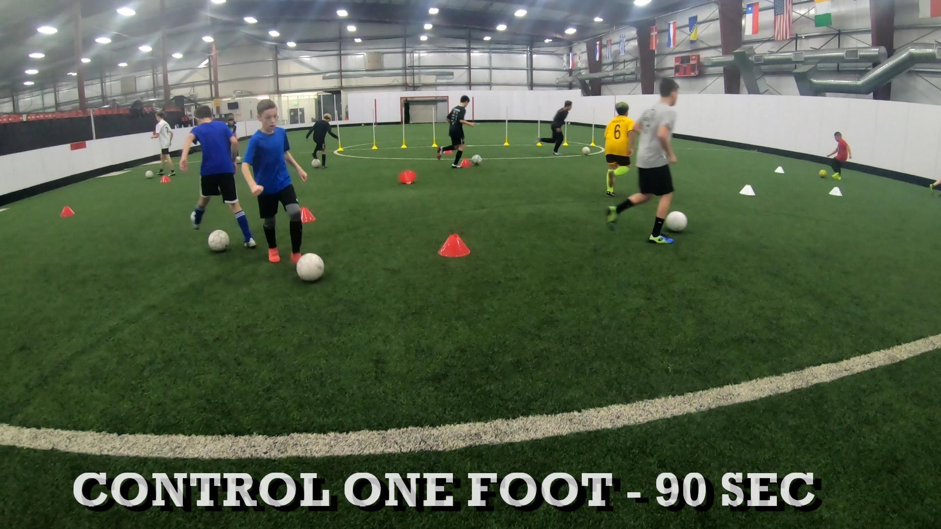 Soccer Coaching Session Plan
