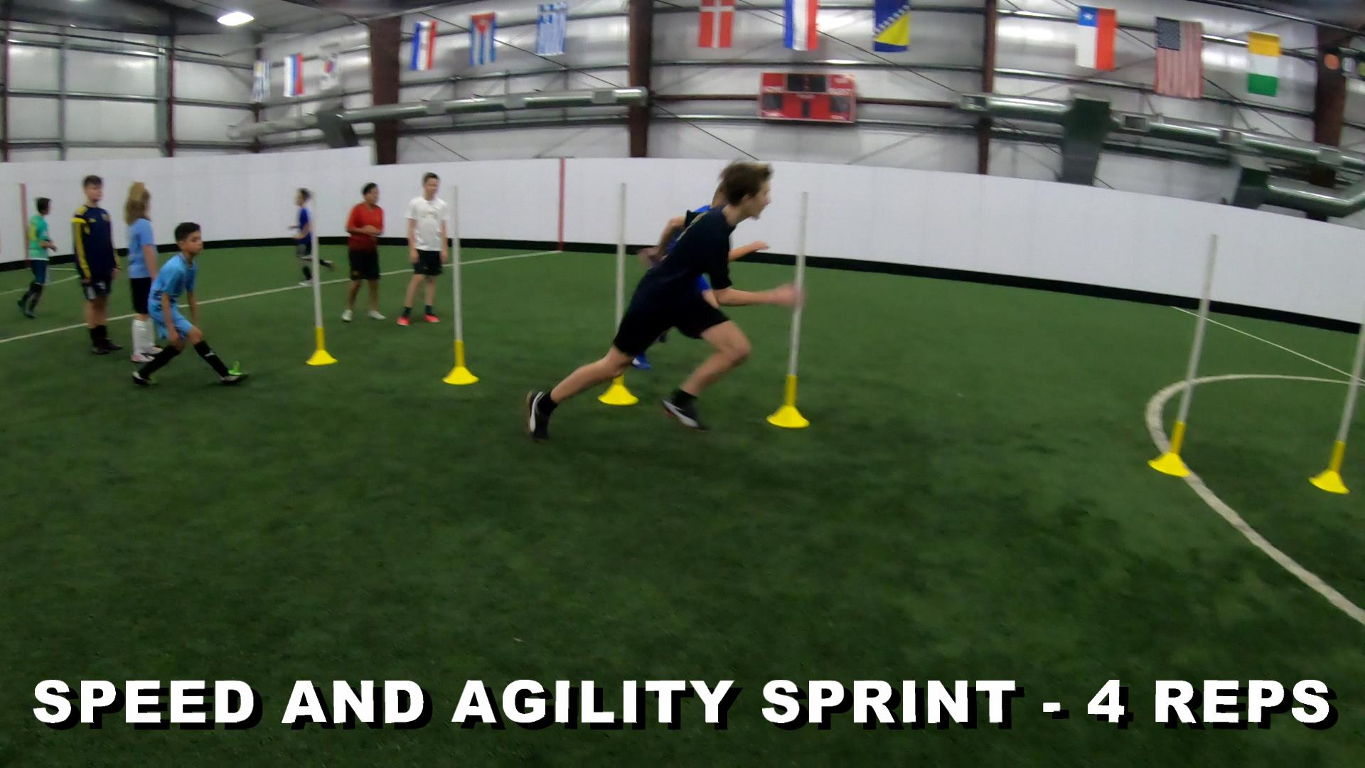 Soccer Drills for 10 Year Olds 6