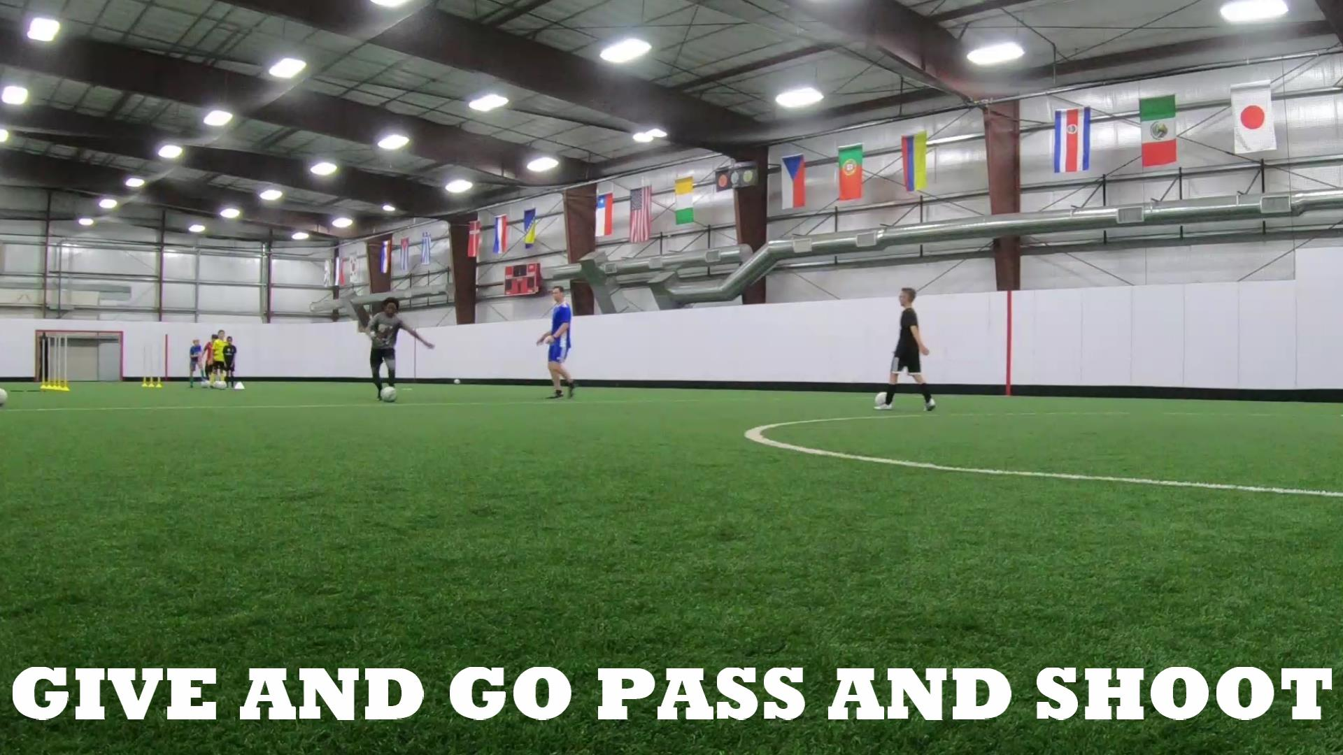 Soccer Fitness and Ball Control 2