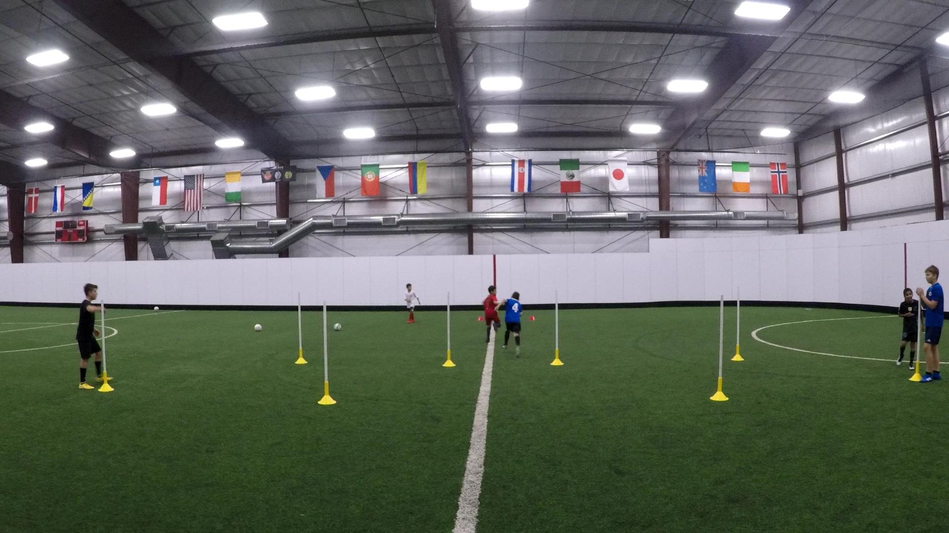 Youth Soccer Training