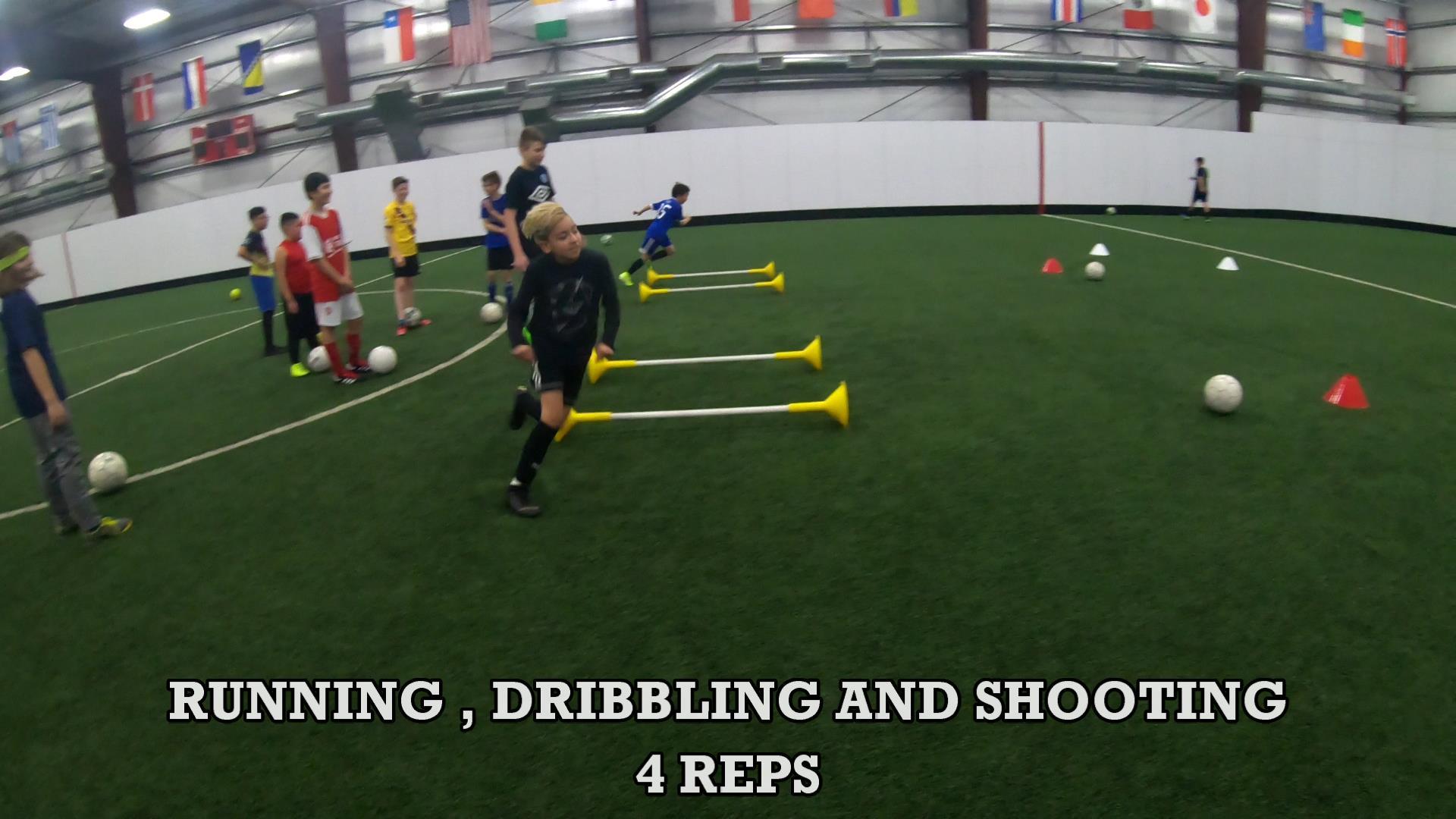 Soccer Training Program 9