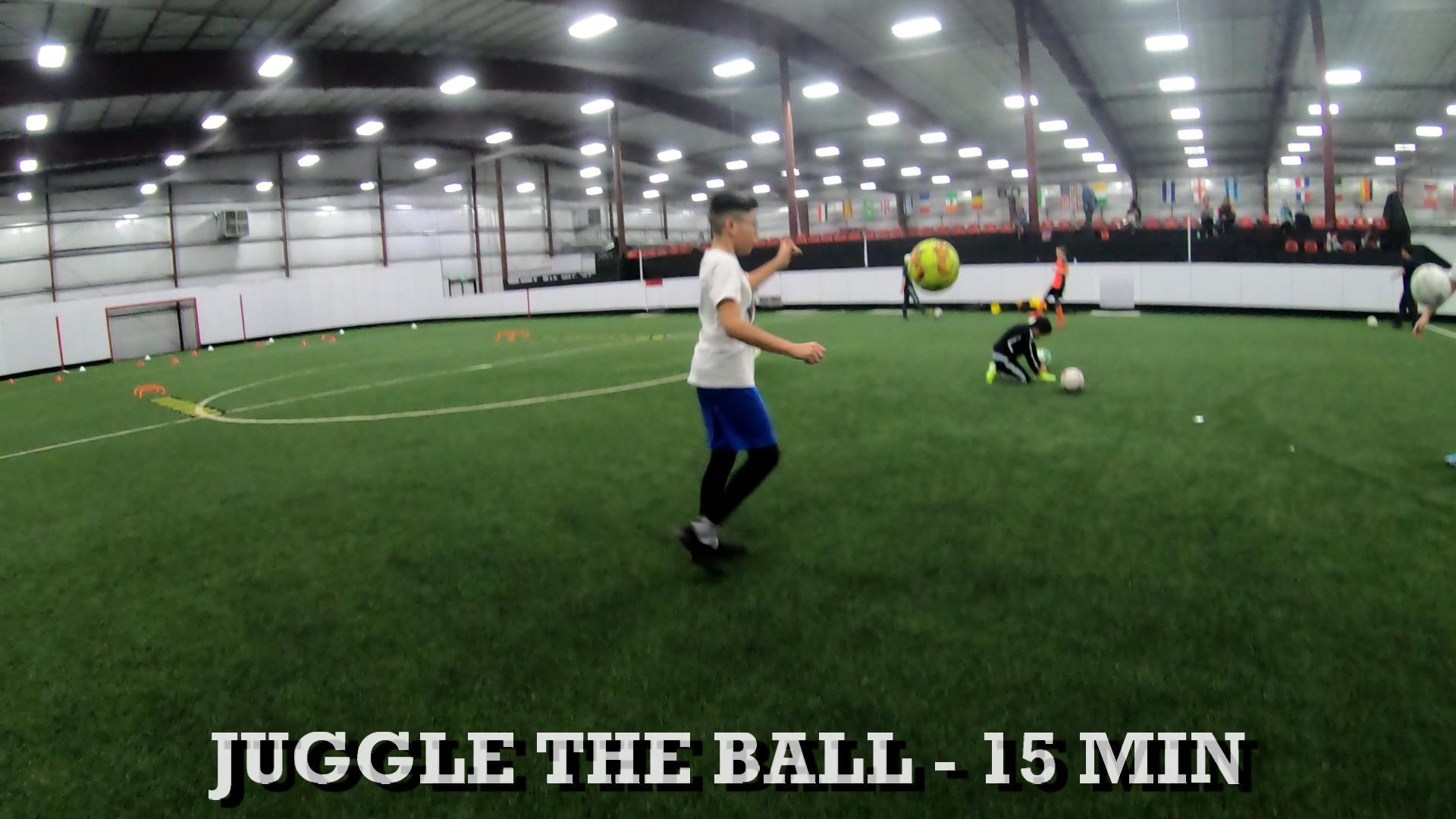 Soccer Training for Kids 1