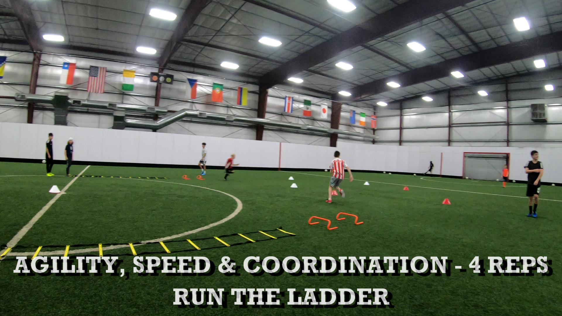Soccer Training for Kids 4