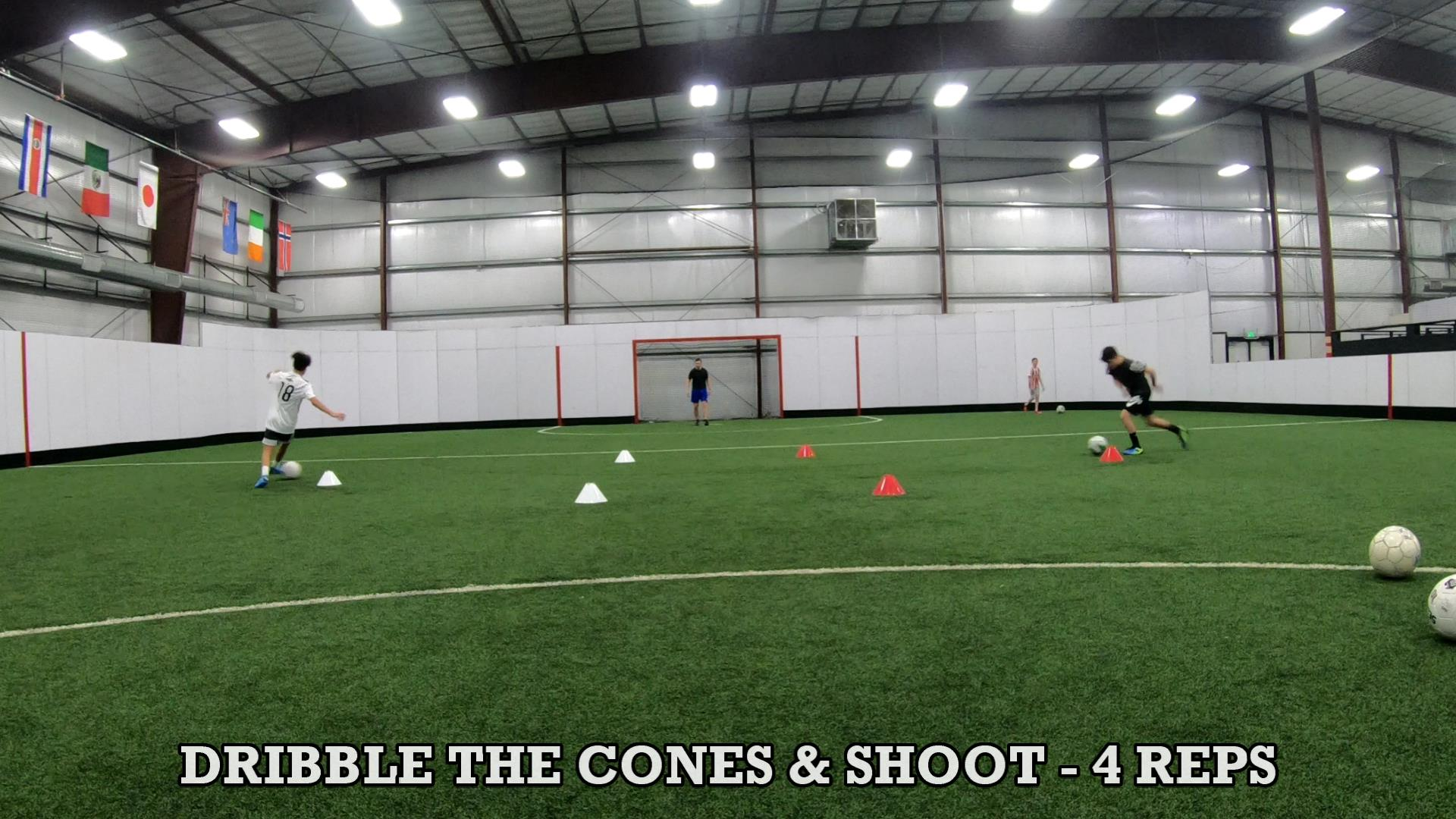 Soccer Training for Kids 6