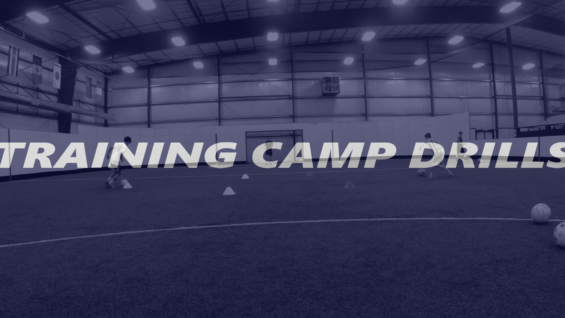 Soccer Training Camp Drills