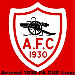 1930 arsenal logo,1930 arsenal badge, 1930 arsenal crest,1930 arsenal team logo