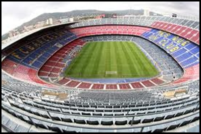barcelona stadium,barcelona soccer stadium,barcelona camp nou stadium,barcelona football stadium,history