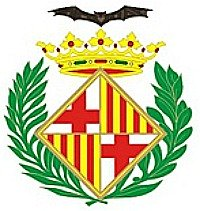 Barcelona logo during the first 11 years of fc barcelonas existence the club used coat of arms of the city of barcelona as their logo and proudly displayed it on their voltagebd Choice Image