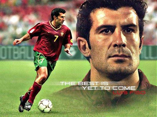 luis figo football career, luis figo portugal, luis figo soccer player, luis figo profile