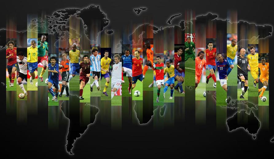 Soccer drills help players develop different skills.