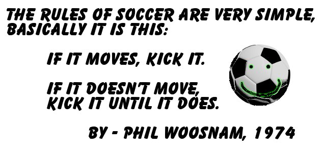 Soccer quotes for kids